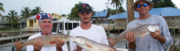 Capt Ron Hueston, Deep sea fishing charters